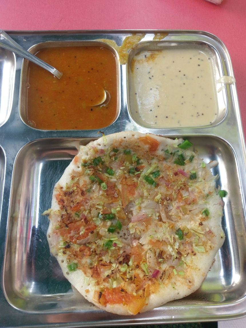 Uttapam from Udaipur