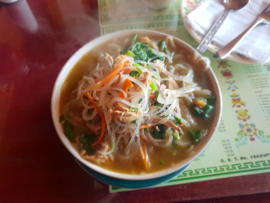 Phing noodle soup
