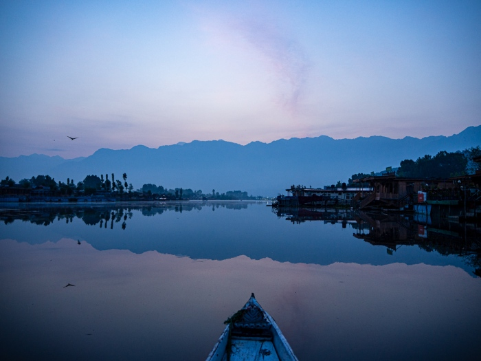 Dal lake sunrise