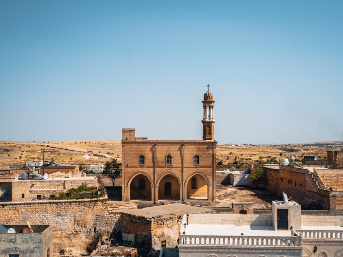 Midyat old church